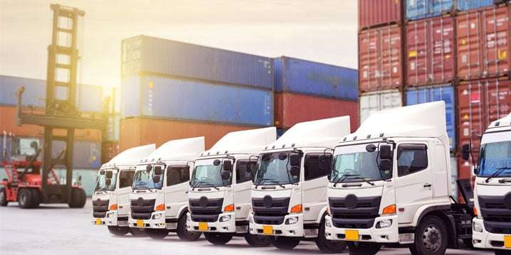 6 Types of Container Drayage Companies