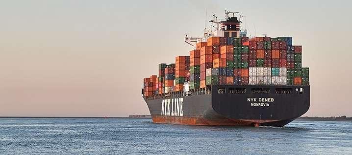 shipping logistics company in usa